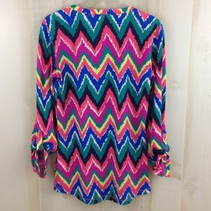 Lilly Pulitzer Tops - Lilly Pulitzer Hearts A Flutter, Janelle Top XS